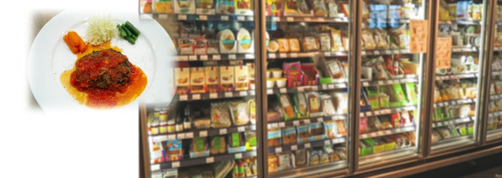 冷凍食品イメージ